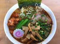 「辛味噌ラーメン」@MENYA 食い味の道有楽の写真