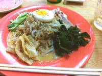 「胡麻ダレ冷やし中華」@九州大分ラーメン 麺恋亭 中華街店の写真
