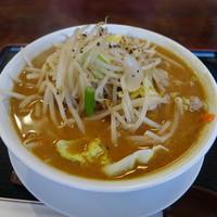 「味噌タンメン 766円」@恵比須屋食堂の写真