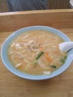 「味噌野菜ラーメン」@山久ラーメンの写真