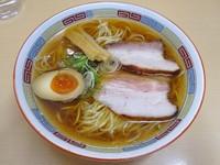 「昔ながらのらーめん(700円)」@煮干鰮らーめん 圓の写真