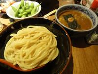 「つけ麺 並(200g)」@つけ麺専門店三田製麺所 梅田店の写真