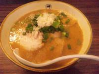 「ラーメン」@麺や 輝 淡路店の写真
