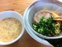 「豚ゴマ温つけ麺¥800」@らーめん 森下家の写真