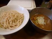 「スパイシーカリーつけ麺」@つけ麺・ラーメン 五十五番 豊田店の写真