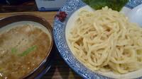 「辛つけ麺(中300g)(¥800)」@麺屋 雀 塚本店の写真