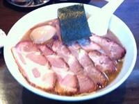 「焼豚そば+味玉」@中華そば うめやの写真