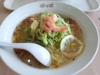 「野菜塩タンメン」@ポッポ 東大和店の写真