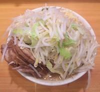 「小豚:850円」@ラーメン二郎 八王子野猿街道店2の写真