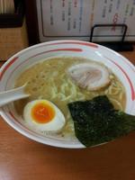 「鶏白湯ラーメン680円」@中華そば ななまるの写真