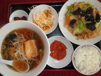 「日替わりランチ 680円」@台湾料理 茂源の写真