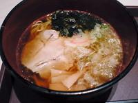 「横川ラーメン」@横川SAスナックコーナーの写真