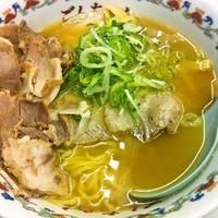 「ごんちゃんラーメン」@ごんちゃんの写真