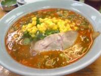 「から味噌ラーメン 650円」@鳳林ラーメン 丸太町店の写真