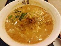 「福龍坦々麺大盛り840円」@中央自動車道 談合坂SA 上りフードコートの写真