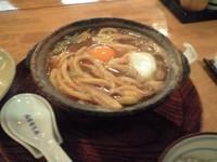 「味噌煮込うどん(1260円)」@山本屋本店 エスカ店の写真