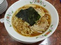 「東京ラーメン」@餃子の王将 石川町店の写真