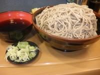 「富士山盛り(580円)」@名代 富士そば 秋葉原店の写真