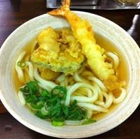 「温「並盛」天ぷら(¥440)」@おにやんま 東品川店の写真