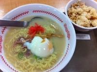 「冷たいラーメン¥420」@スガキヤ 津イオン店の写真