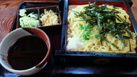 「ラーメンざる 600円」@玉川屋の写真