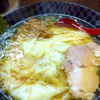 「ワンタン麺」@らーめん太助の写真