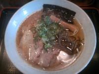 「煮干ラーメン 650円」@ラーメン一心 本店の写真