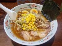 「まかないらーめん醤油(1,000円)」@らいおん亭の写真