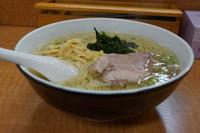 「塩らー麺(大盛無料)」@塩や めん乃介の写真