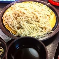 「もり(¥260)」@ゆで太郎 平和島店の写真