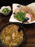 「つけ麺 中盛890 味玉100」@ラーメン 香取の写真