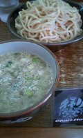 「つけ麺 大盛り 680円」@中華 つけ麺 はるきの写真