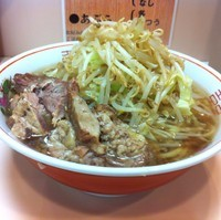 「小ラーメン豚増し(¥700)」@ラーメン 金二郎の写真