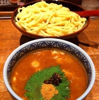「つけ麺涼梅(¥800)」@つけ麺専門店三田製麺所 梅田店の写真