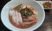 「夏・体験物語  冷やしトマト軍鶏」@麺や 蒼 AOIの写真