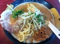 「コク味噌ら~麺」@あら焚き豚骨 あらとん 本店の写真