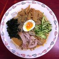 「ゴマ冷し(2012夏メニュー)」@九州大分ラーメン 麺恋亭 中華街店の写真