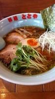 「ととやめん 650円」@柳麺 ととやの写真