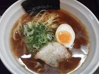「ラーメン(醤油)¥600」@尼龍の写真