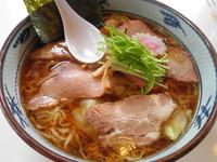 「チャーシューワンタン麺(醤油)980円+大盛り20円」@手打ち中華そば 凌駕の写真