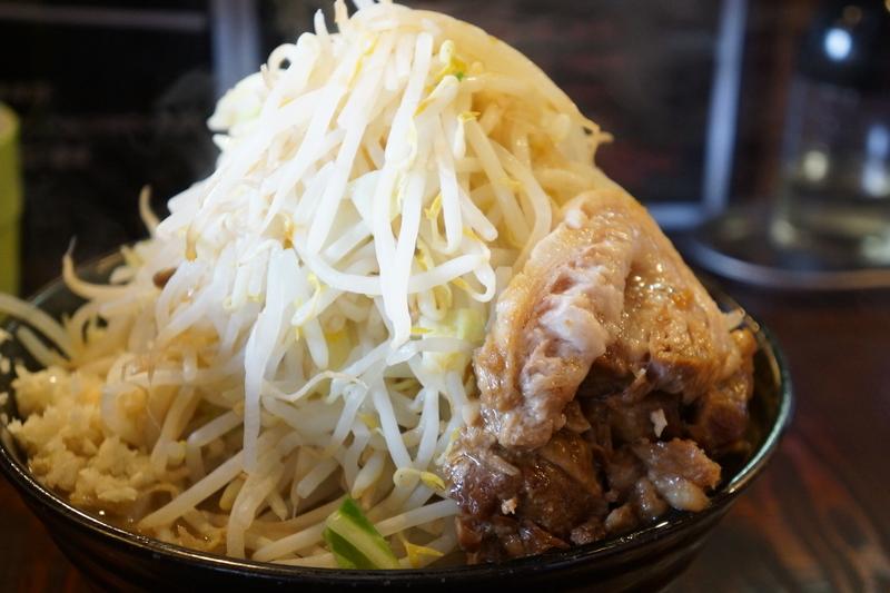 【川口】ジロリアンも唸る!?川口で食べられる二郎インスパイア系5選