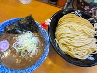 「つけそば・中盛」@中華蕎麦 とみ田の写真
