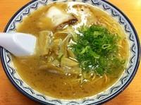 「ラーメン定食 (700円)」@赤のれん節ちゃんラーメンの写真