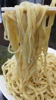 「豚骨魚介つけ麺(600円)麺大盛(150円)餃子(330円)」@麺匠 矢向の写真
