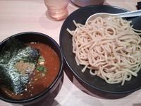 「超濃厚魚介とんこつ辛つけ麺 750円」@麺家 徳 イオンモール高岡店の写真