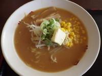 「味噌バターコーンラーメン」@半田屋 北越谷店の写真