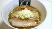 「特濃煮干ソバ(760円)」@煮干中華ソバ イチカワの写真