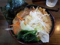 「塩野菜ラーメン850円」@ラーメン将太の写真
