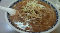 「みそワンタンメン 770円」@中華料理 金門の写真