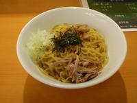 「油そば(大盛)+ねぎ増し」@油そば専門店 麺屋幸介の写真